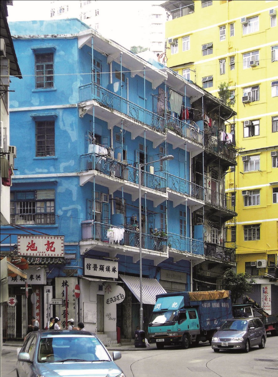The Hong Kong shophouse - Designing Buildings Wiki