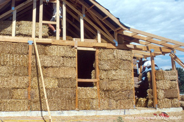 Straw Bale Construction Designing Buildings Wiki