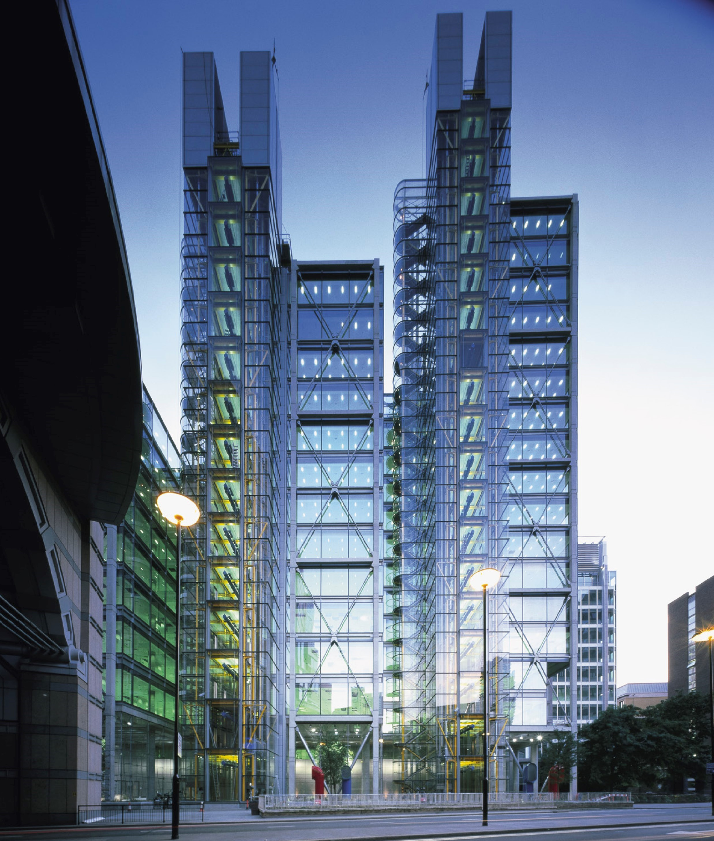 Structural Engineer Costs >> 88 Wood Street - Designing Buildings Wiki