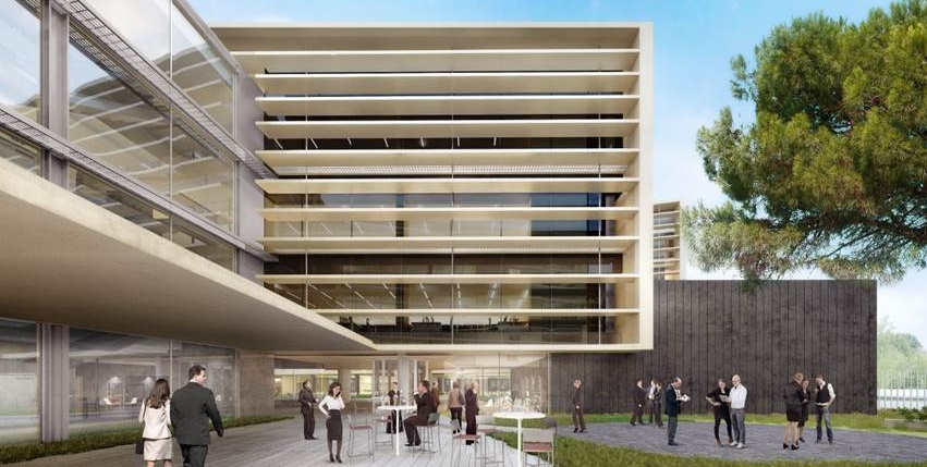 EUIPO building - case study - Designing Buildings Wiki