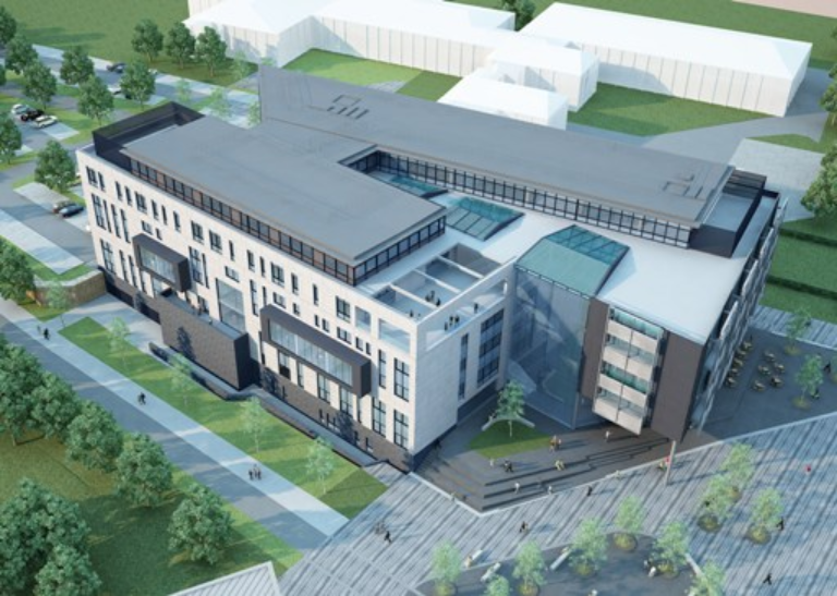 Visualisation of the new Faculty of Business and Law at UWE Bristol.png
