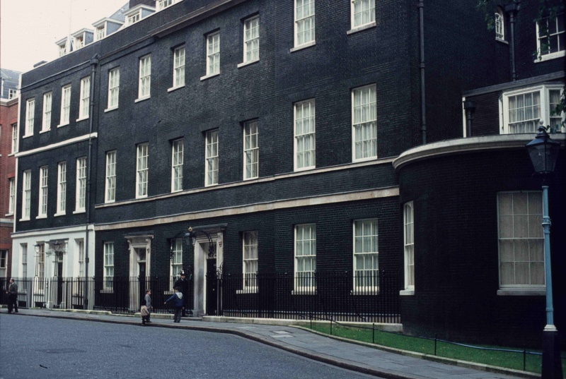 10 Downing Street, Westminster, London
