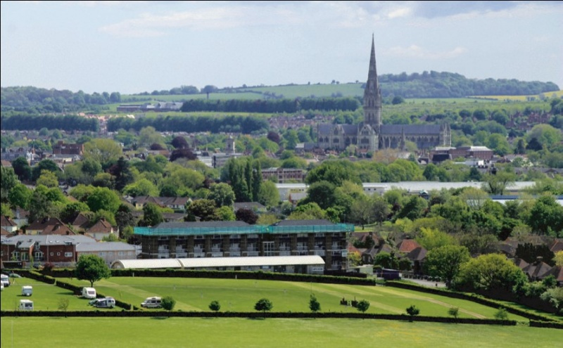 File:Salisbury Cathedral .jpg