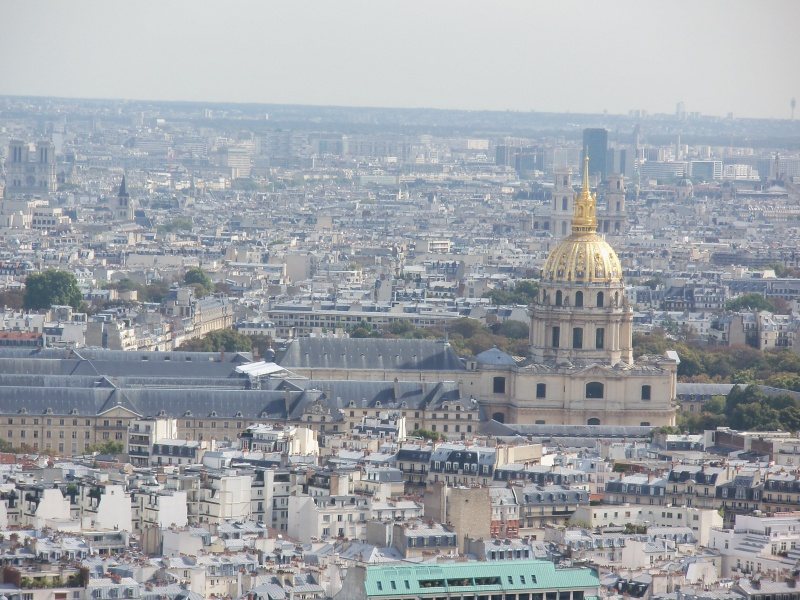 File:Hôtel des Invalides Viewed From Eiffel Tower.JPG