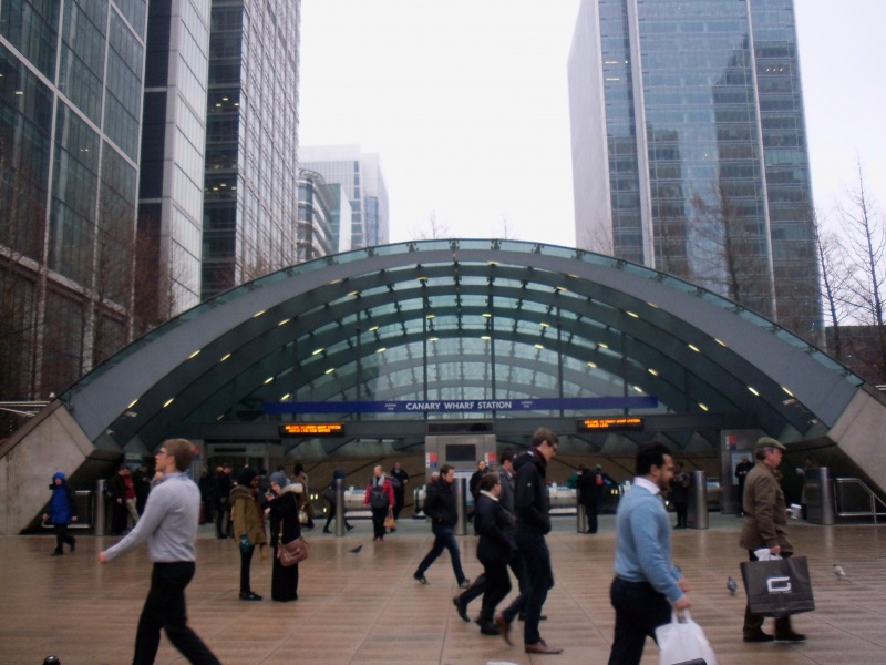File:Canary Wharf Station.JPG