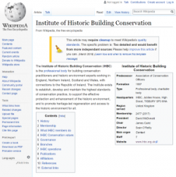 Wikipedia IHBC entry.png