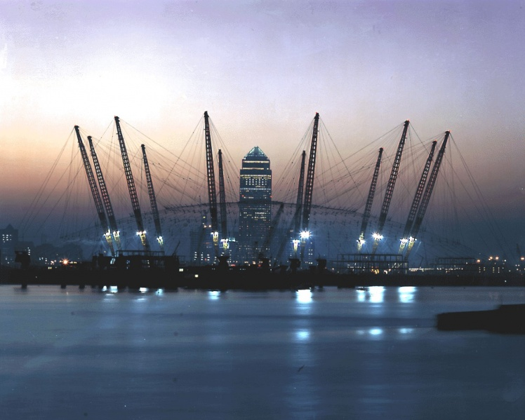 File:Millennium Dome cable net.jpg