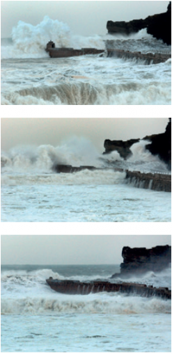 Portreath Harbour time lapse.png
