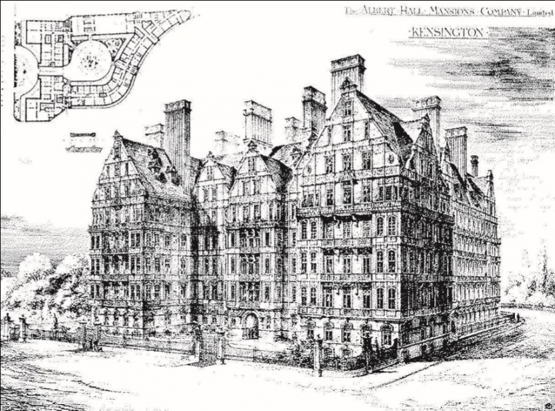 File:Albert Hall Mansions drawing.jpg