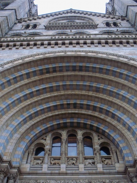 File:Natural History Museum Entrance Detail.JPG