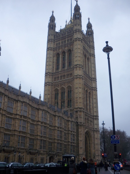 File:Victoria Tower At The Palace Of Westminster.JPG