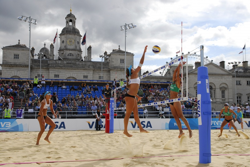 File:Beach volleyball2 from LOCOG.jpg