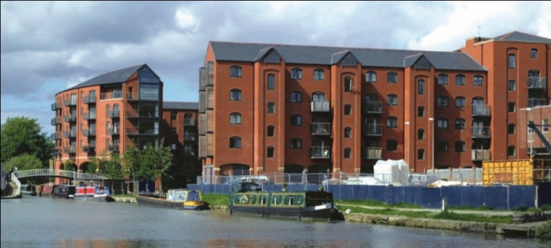 File:Mill style development in Chester.jpg
